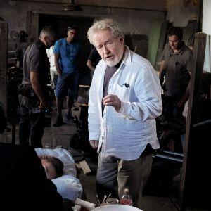 Elokuvaohjaaja Ridley Scott.