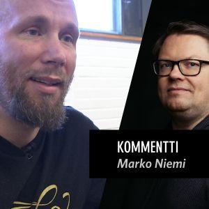 Marko Niemen komentti
