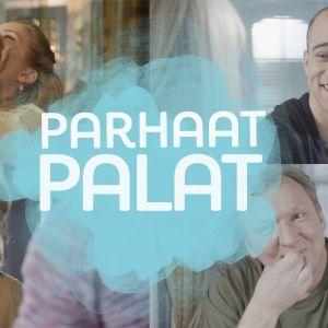 Kuvassa Thelma Siberg, Miro Piranen, Hennariikka Laaksola ja Aimo Räsänen.