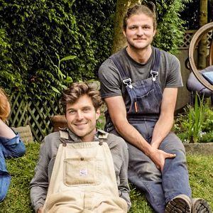Uudessa Puutarhan pelastajat -sarjassa puutarhasuunnittelijat matkaavat ympäri Britanniaa.