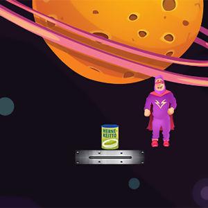 MegaVisan Hernekeittoseikkailu-pelin kuva