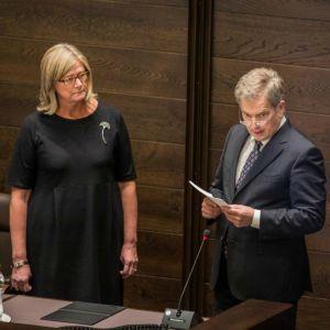 Presidenten besöker Åland