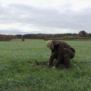 Pekka Kupila tonkii maata