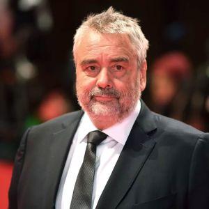 Den franska filmregissören Luc Besson