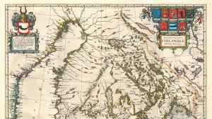 Suomen historiallinen kartta