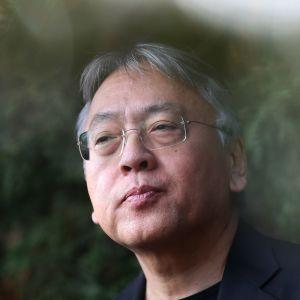 Kirjailija Kazuo Ishiguro.