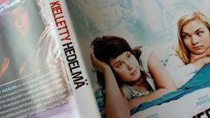 dvd-fodralet till filmen Kielletty hedelmä