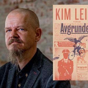 Den norsk-danska författaren Kim Leine.