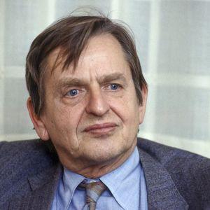 Olof Palme 1984.