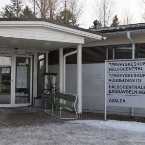 Sjundeå hälsovårdscental