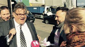 Riku Rantala rekrytoi poliitikkoja Hyvinvointivaltion kummit Ltd:n palvelukseen