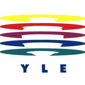 Yles logo 1990-1999.