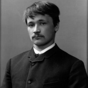 Valokuvaaja I K INHA (syntyisin Into Konrad Nyström 1865-1930).