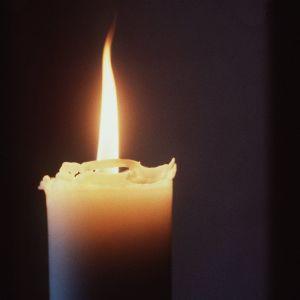 Ett ljus som brinner