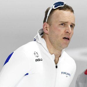 Mika Poutala, OS 2018.