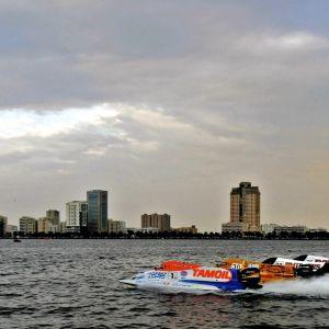 Formel 1 båtar