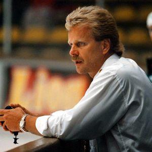 Ishockeytränaren Pentti Matikainen