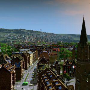 Cities: Skylines (screenshot 2015)