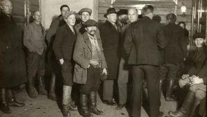Onni Happosen murhajutun oikeuskäsittely 1933. Pääsyytetyt