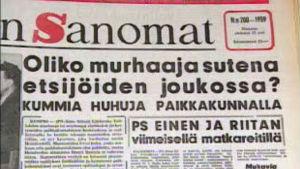 Päivän Sanomissa Tulilahti-uutisointia