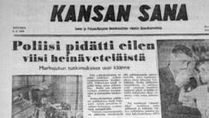 Kansan Sanassa Tulilahti-uutisiointia