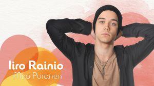 Kuvassa Iiro Rainio (Miro Puranen).