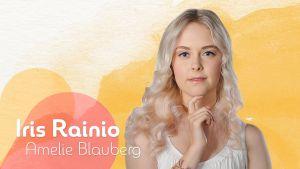 Kuvassa Iris Rainio (Amelie Blauberg).