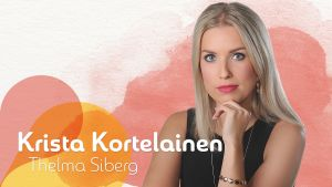 Kuvassa Krista Kortelainen (Thelma Siberg).