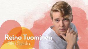 Kuvassa Reino Tuominen (Aku Sipola).