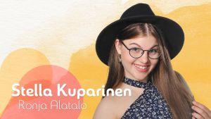 Kuvassa Stella Kuparinen (Ronja Alatalo).