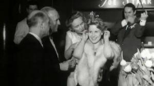 Valentinen päivän juhlallisuuksia 1960.