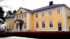 Folkhögskolan Axxell Lappfjärd.