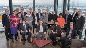 Ylen hallintoneuvosto 2017
