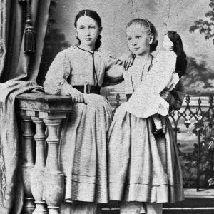 Eva och Toini Topelius