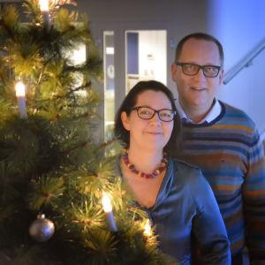 Riitta och Tomas Häyry