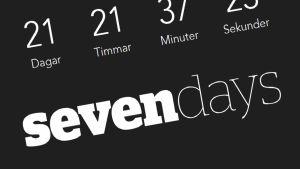 Den finlandssvenska bloggsajten sevendays.fi