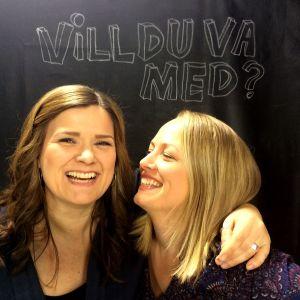 Camilla Forsén-Ström och Elin Skagersten-Ström