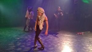 Tanssiteatteri Tsuumin esitys