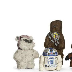 Lasse Grönroos och Star Wars leksaker