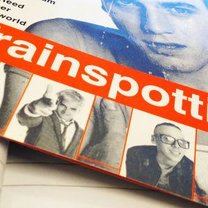 Trainspotting-filmens cd-omslag
