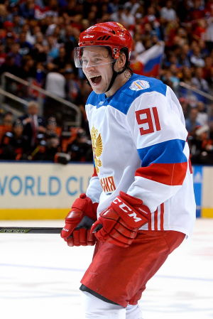 Vladimir Tarasenko, World Cup 2016.
