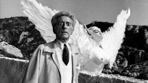Jean Cocteau elokuvassa Orfeuksen testamentti.