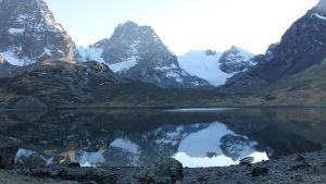 Berg i Bolivia