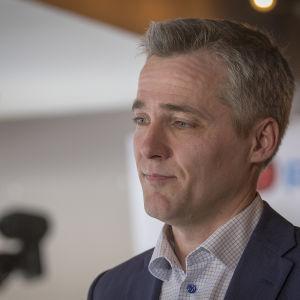RKP:n kansanedustaja Anders Adlercreutz