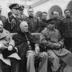 Jaltakonferensen 1945