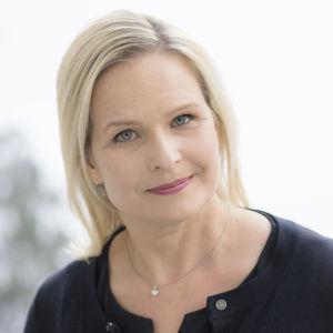 Kuvassa Krista Taubert