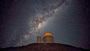 Linnunradan galaktinen keskus