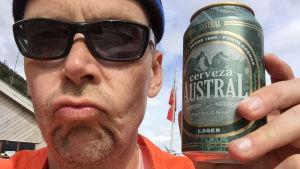 Austral, kanske världens sydligaste ölsort