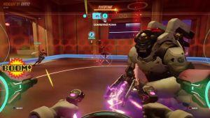 Skärmdump av spelet Overwatch.