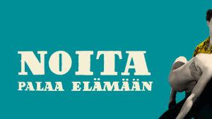 Noita palaa elämään -elokuvan kansikuva (2016).
